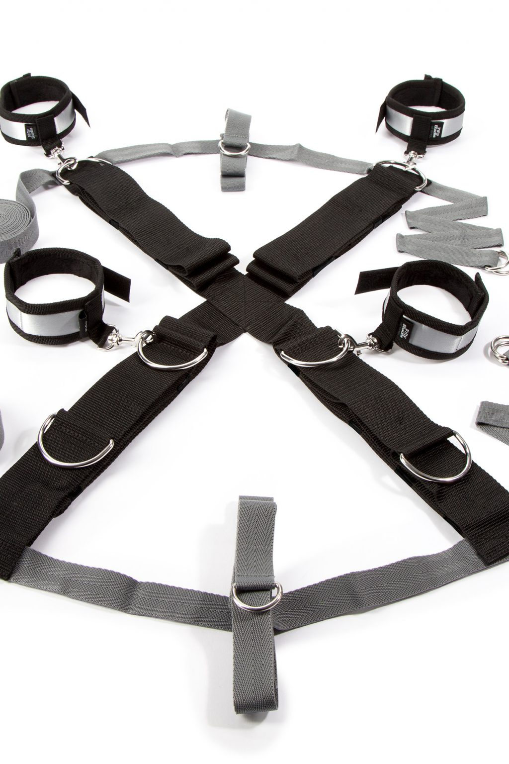 50 Shades Over The Bed Cross Restraint