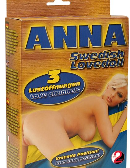 Anna Swedish Lovedoll