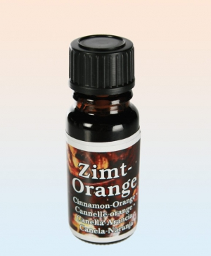 Aroma oil orange cinnamon