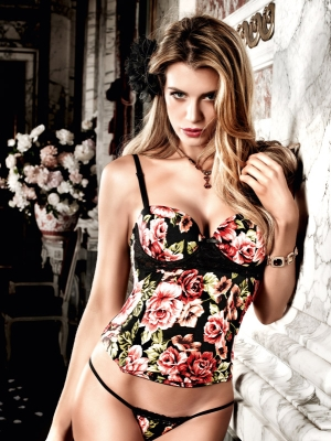 Corset Flower ML