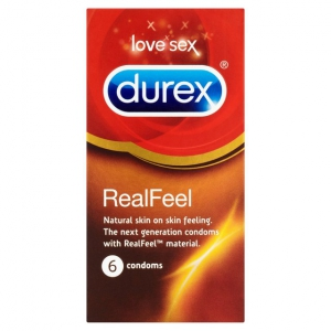 Durex Real Feel 6p