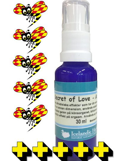 Icelandic Herbs - Secret of Love (30 ml)