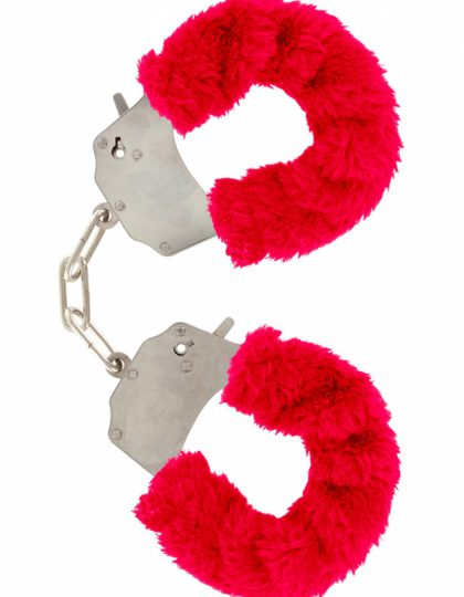 Toy Joy: Furry Fun Cuffs Plush