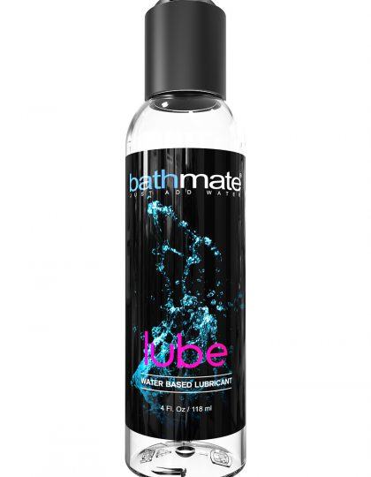 Bathmate: Lube
