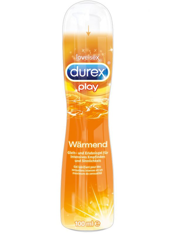 Durex Play Warming: Glidmedel
