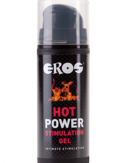 Eros Hot: Power Stimulation Gel