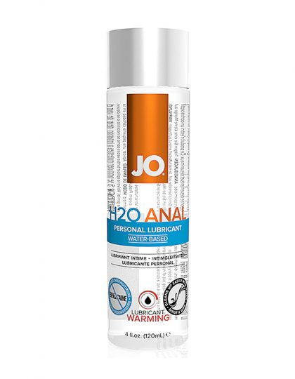JO Anal H2O Warming 120ml