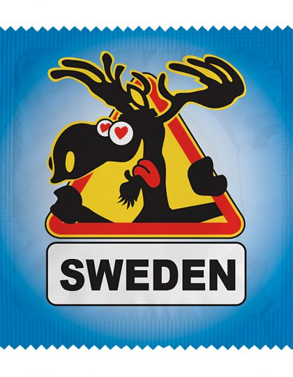 Kondom Sweden Moose