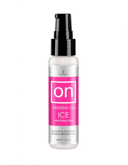 ON ICE Arousal Gel För Henne