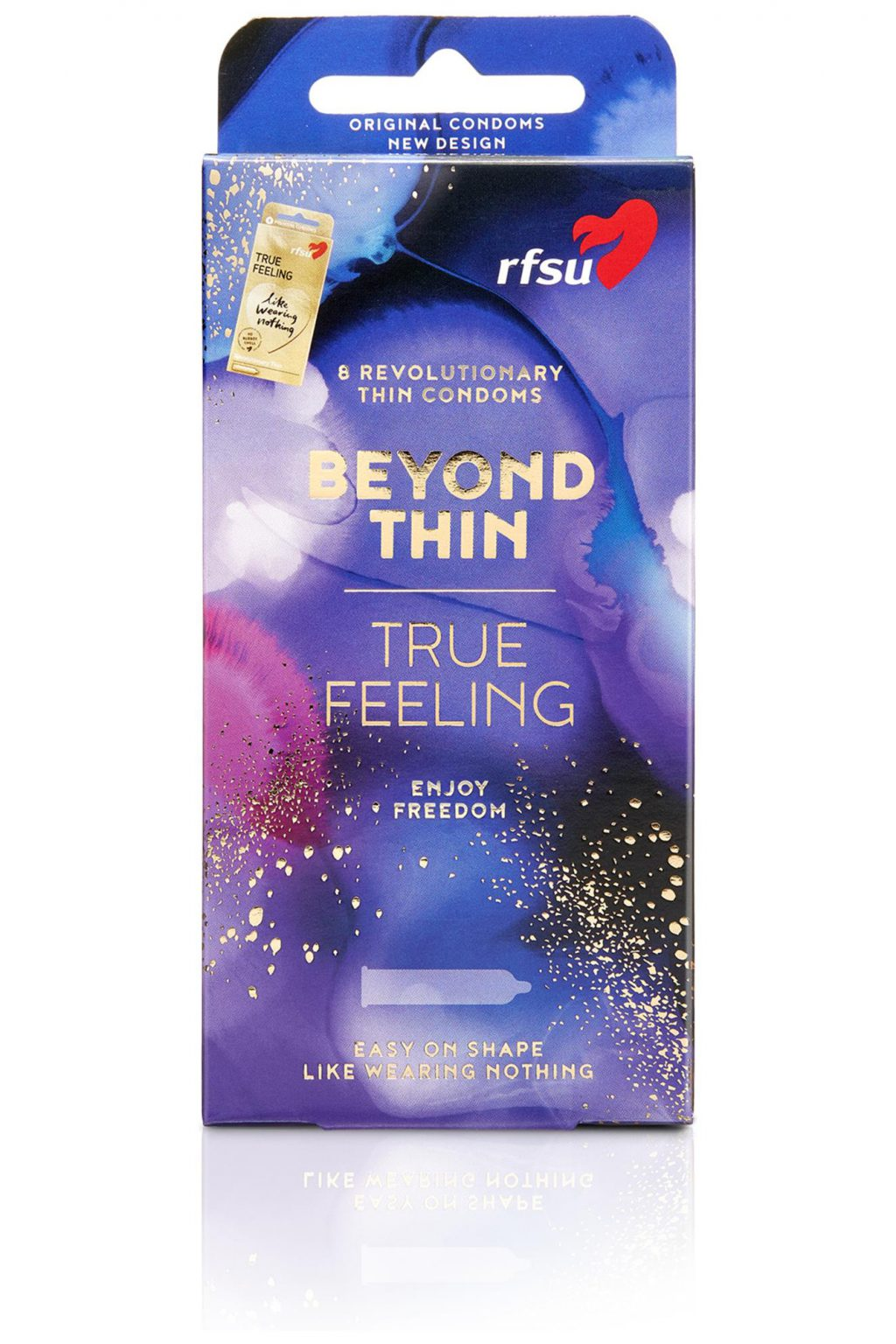 RFSU Beyond Thin - 8-pack