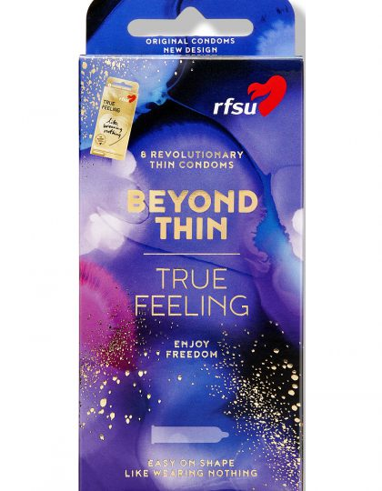 RFSU Beyond Thin (True Feeling): Kondomer