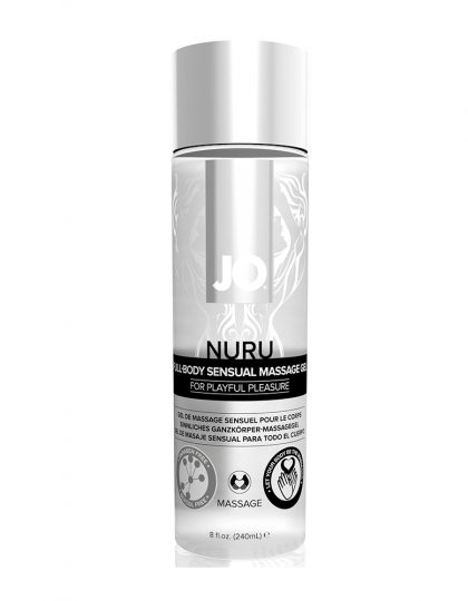 System JO Nuru Massage Gel