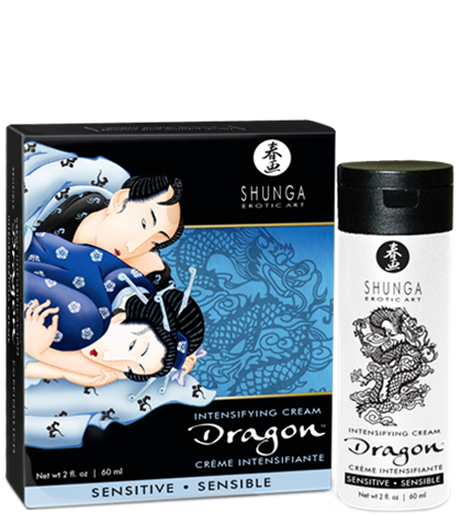 Dragon Virility Cream - Sensitive