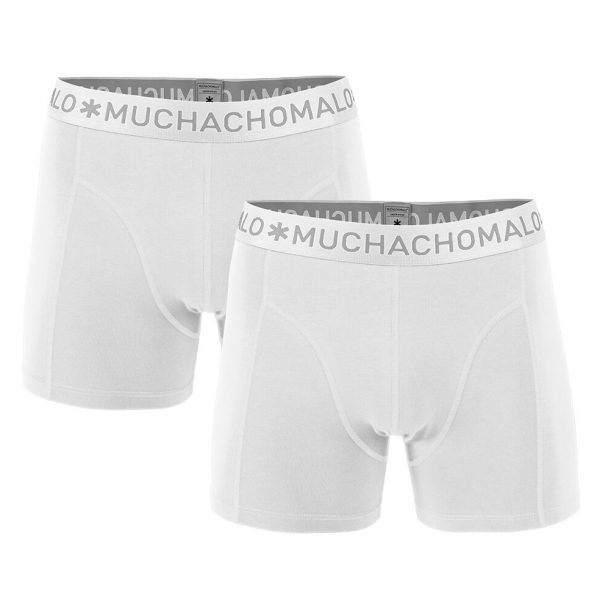 Basic White - 2-pack Boxershorts