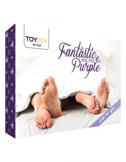 Fantastic Purple Sextoy Kit