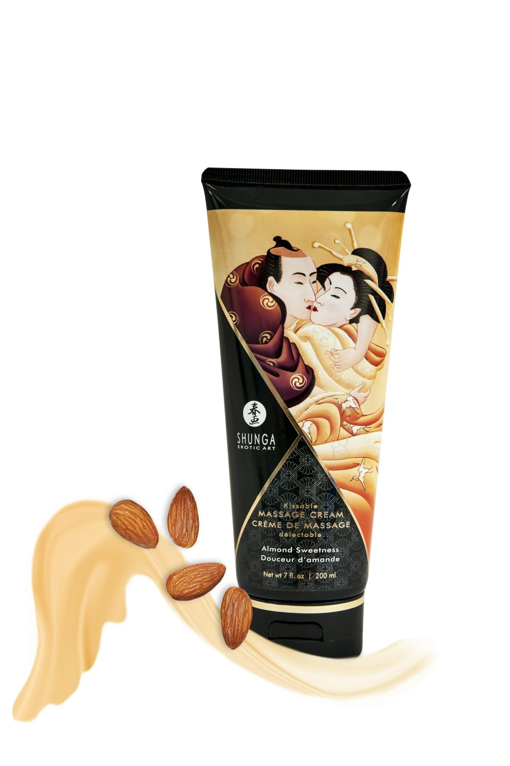 Kissable Massage Cream Almond