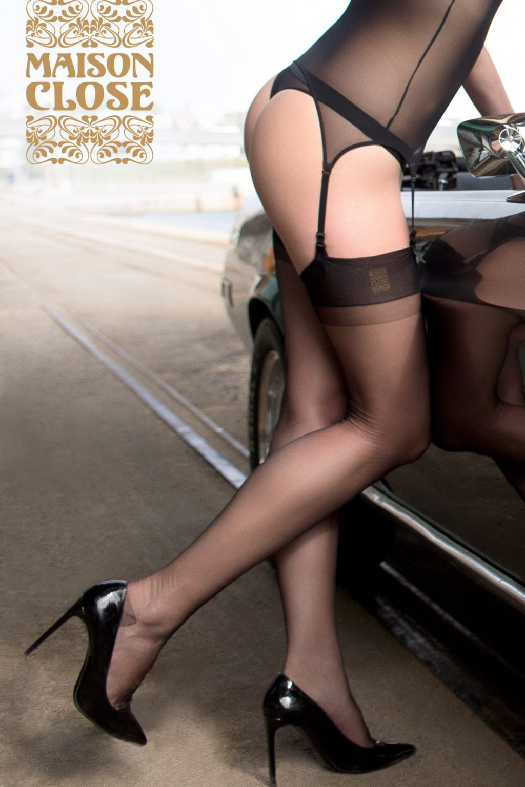 Nylon Stockings - Les Coquetteries