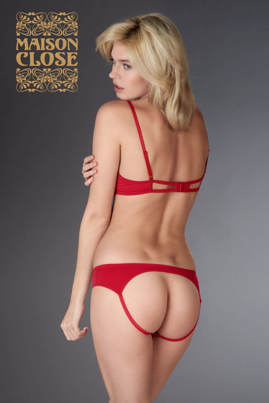 Le Petit Secrets Naked Shorty Red