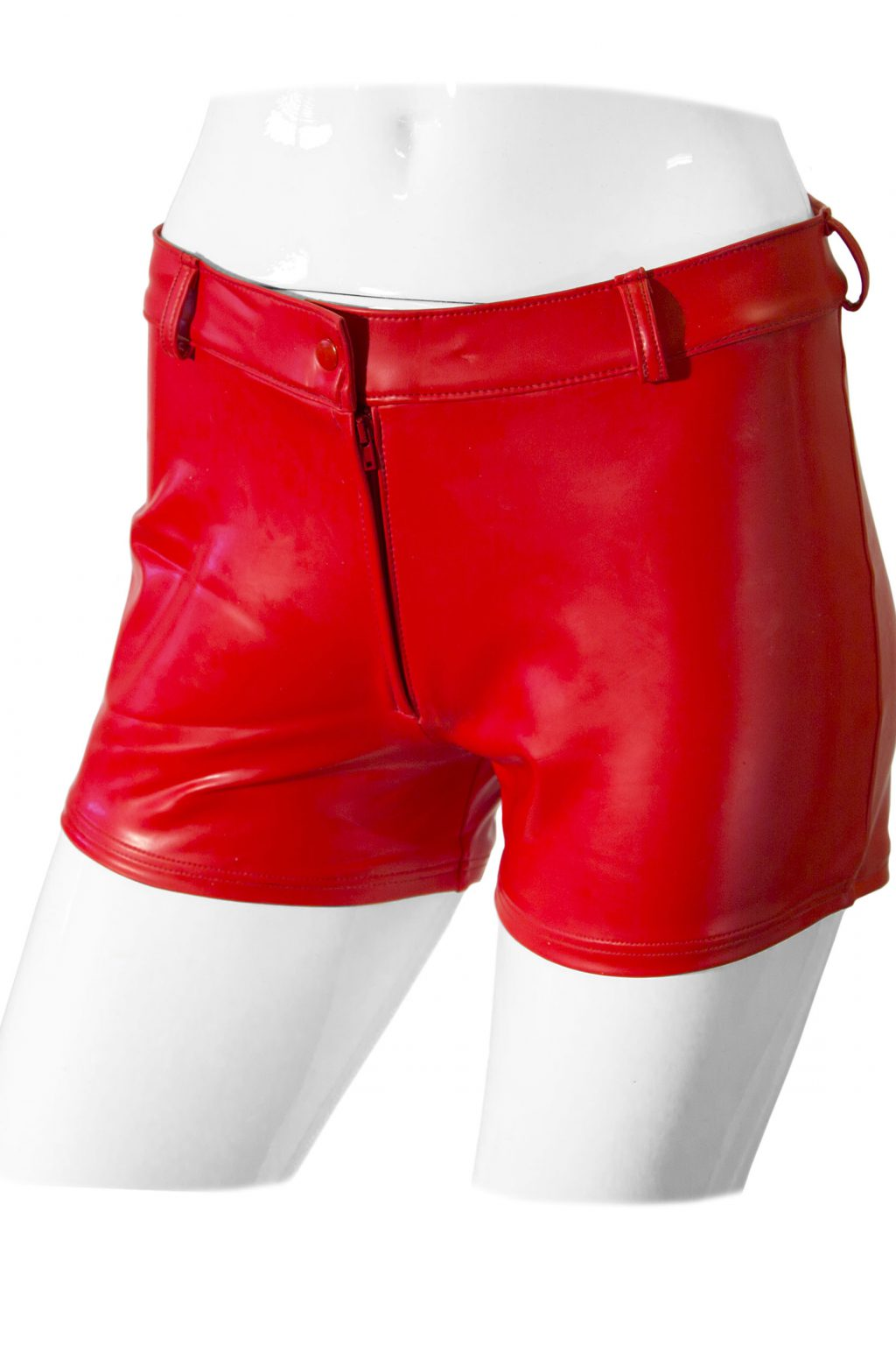DATEX RED HOTPANTS
