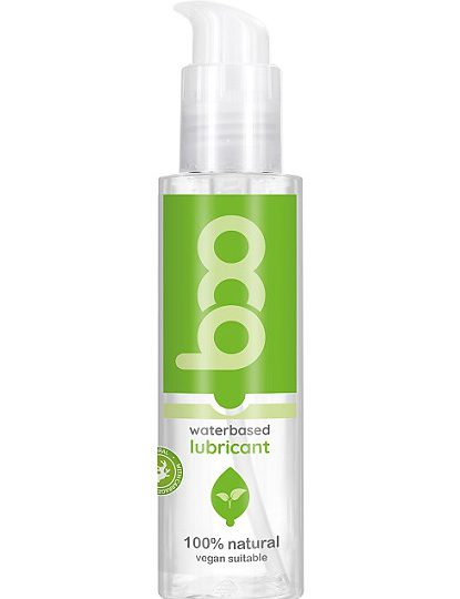 BOO: 100% Natural Waterbased Lubricant