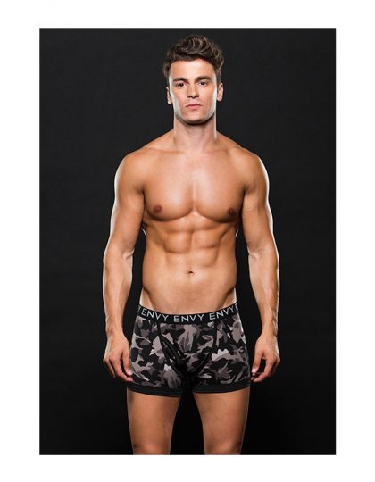 Logo Elastic Boxer Brief (Storlek: Small / Medium)