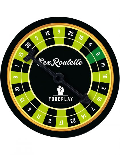 Tease & Please: Sex Roulette