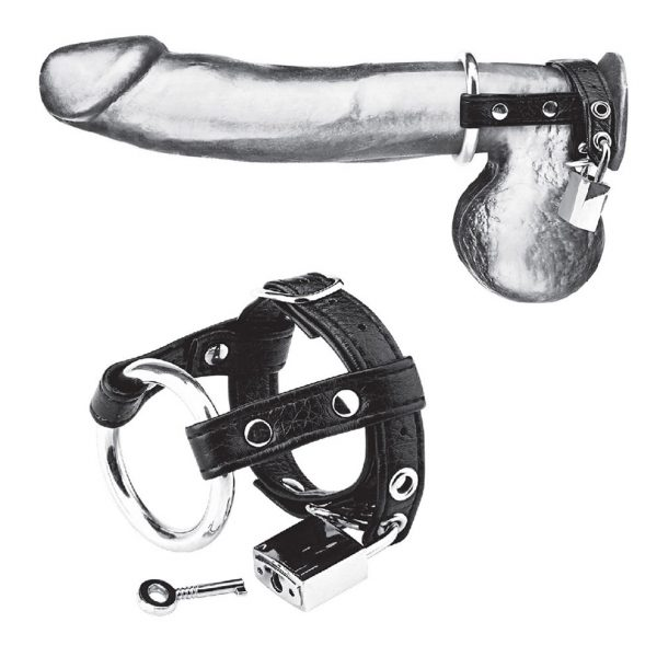 Duo Cock & Ball Lock