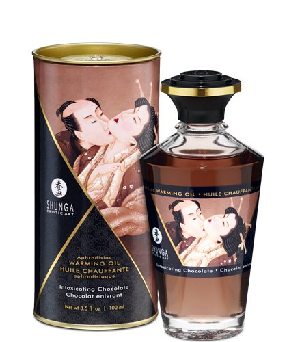 Aphrodisiac Chocolate - Värmande Olja 100ml