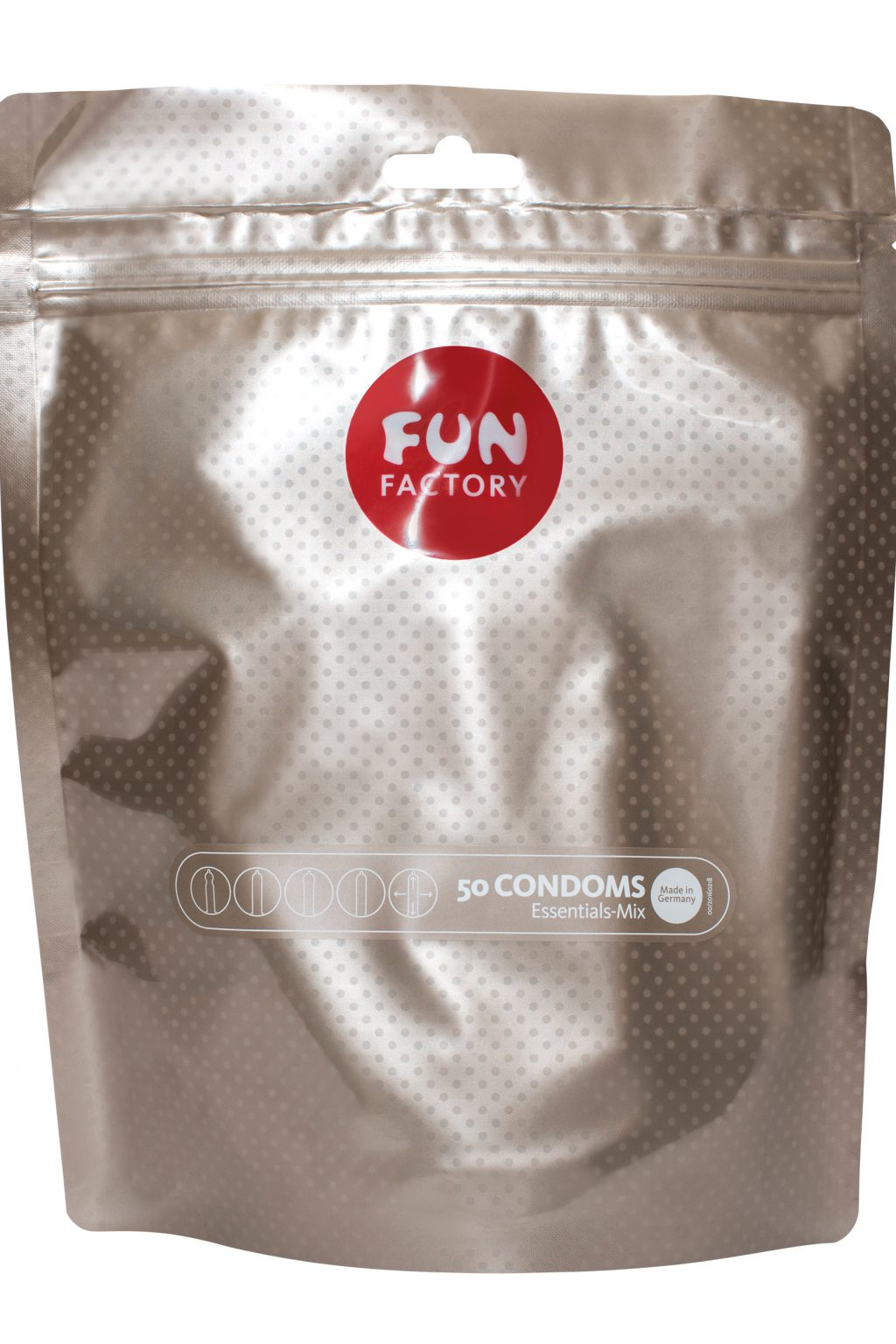Essentials Condom Mix 50-pack
