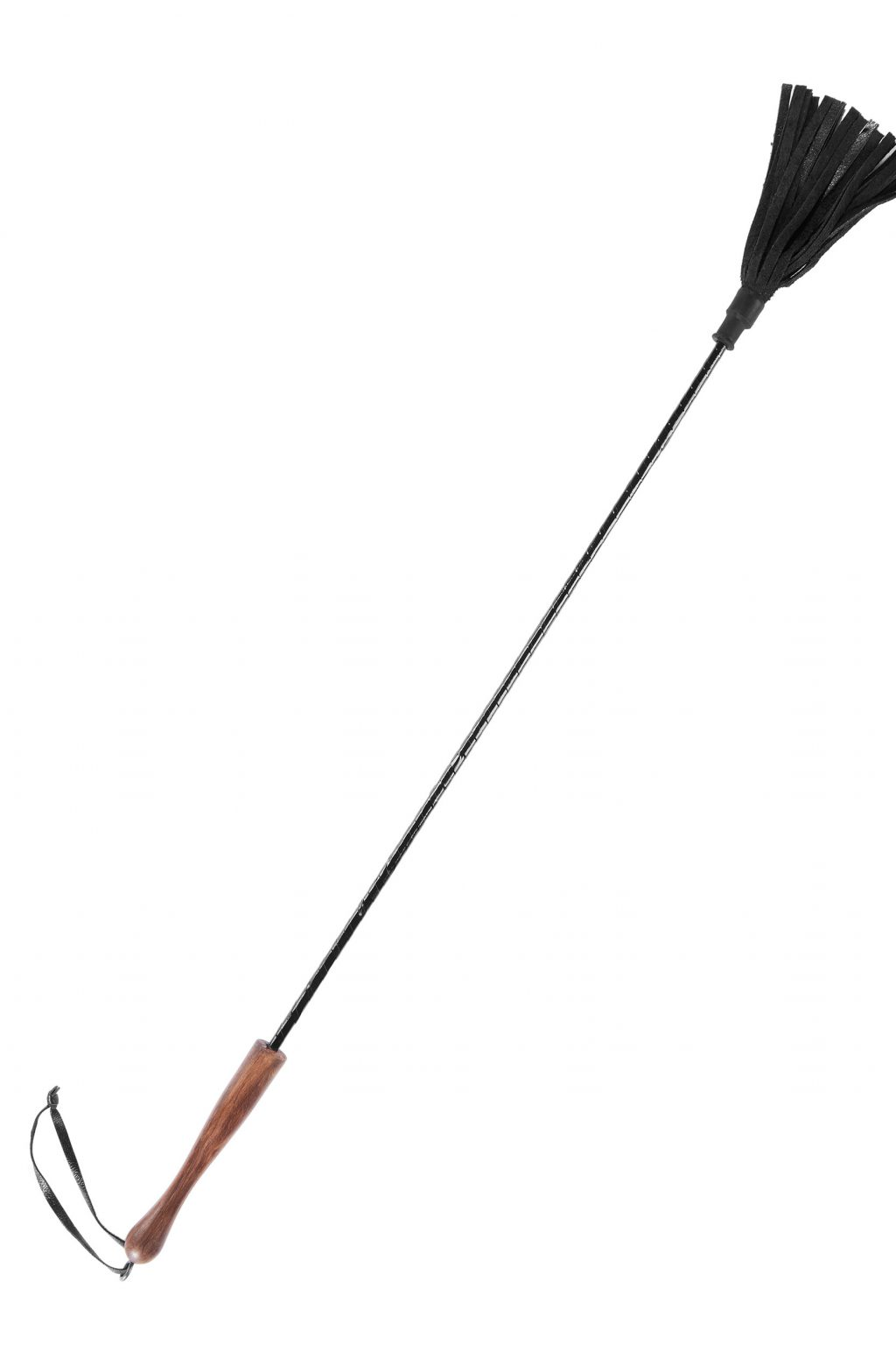 Obey Me - Riding Crop with Wood Handle