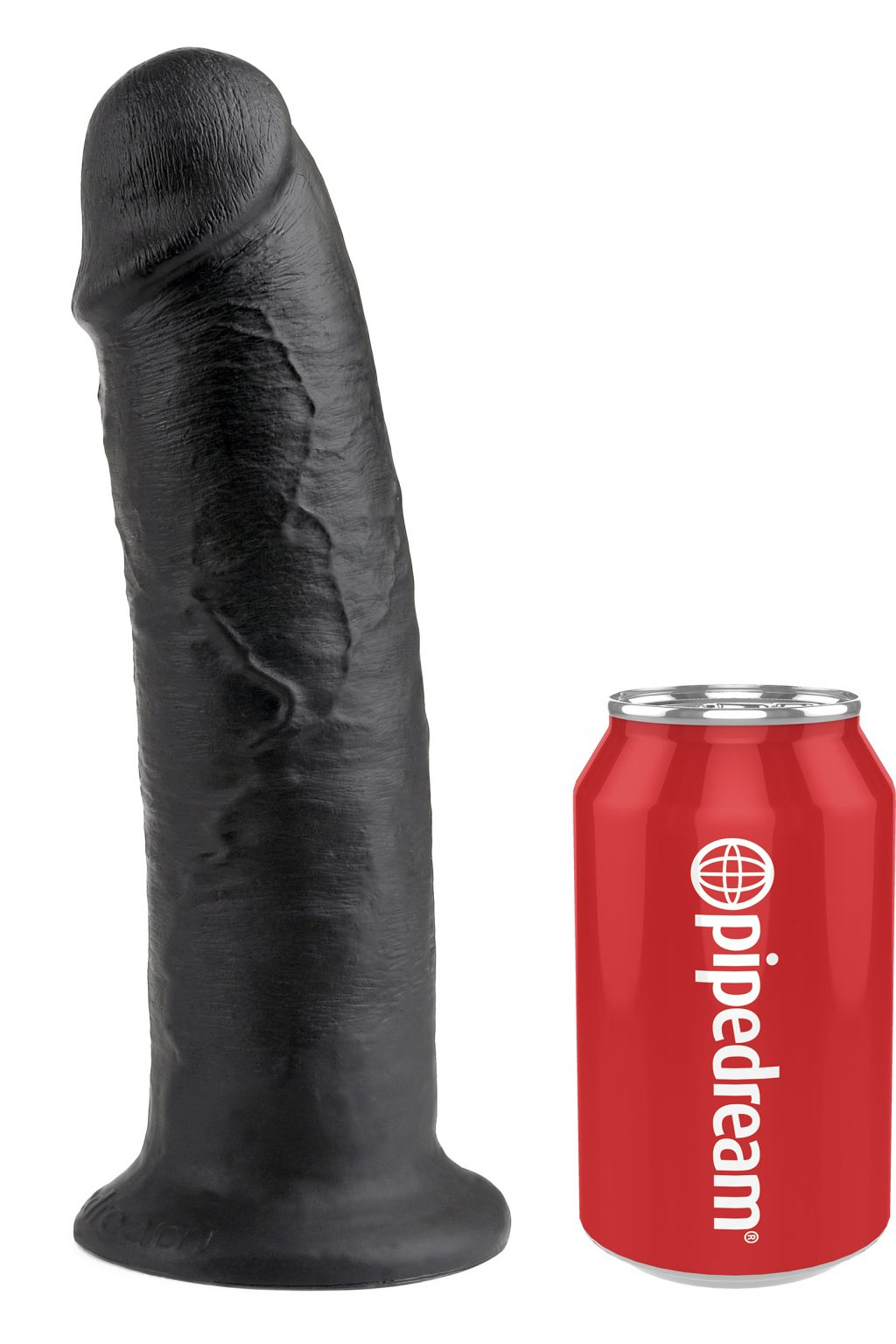 King Cock 25.5cm - Black