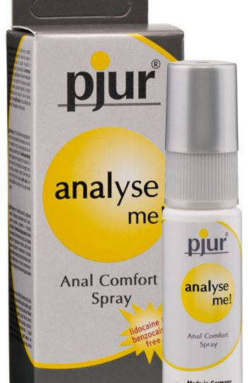 Analyze Me! Analavslappande Spray