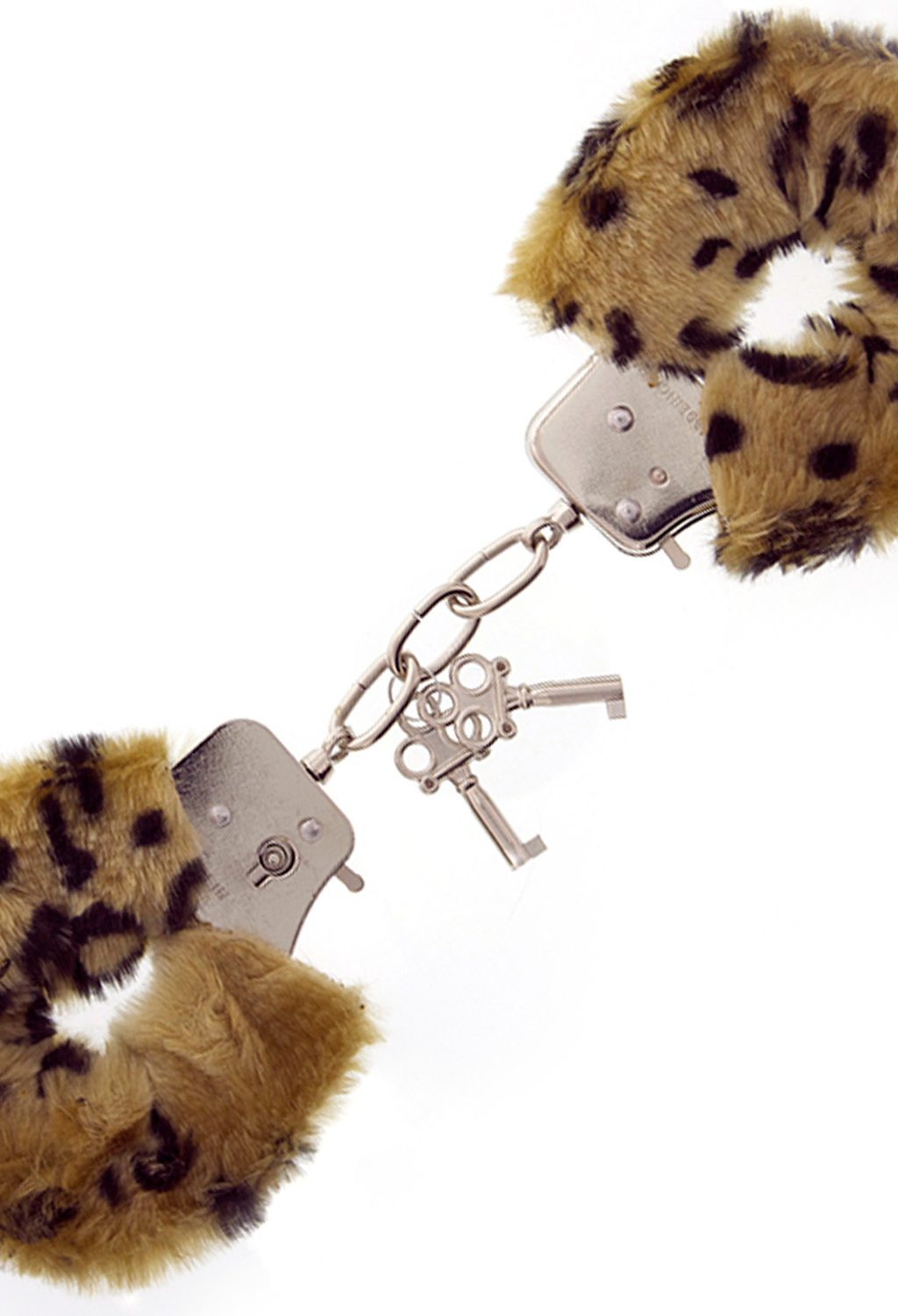 Furry Love Cuffs - Tiger