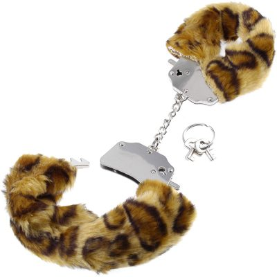 Furry Cuffs - Wild Animal