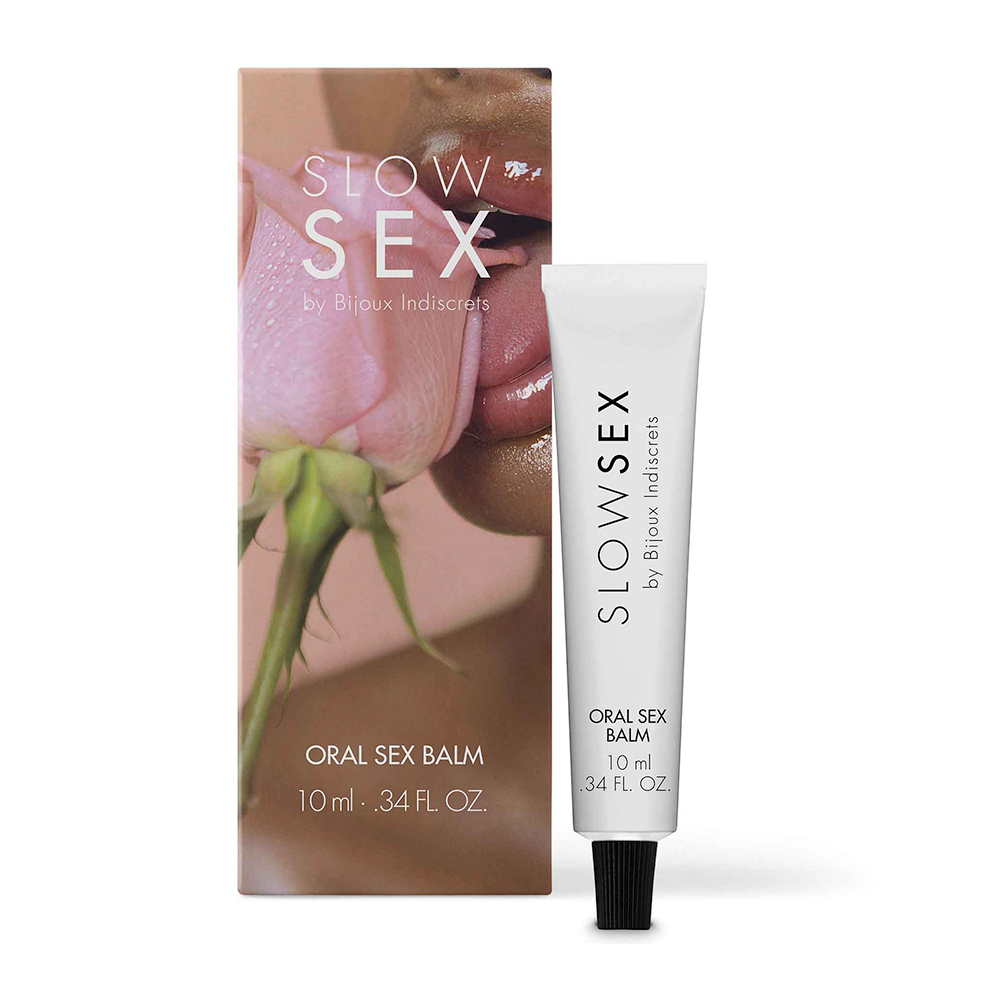Oral Sex Balm - Slow Sex