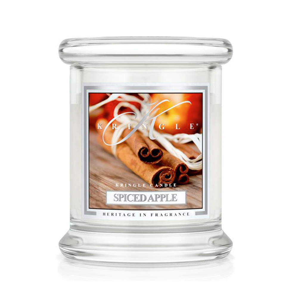 Kringle Candle -Spiced Apple Mini Jar