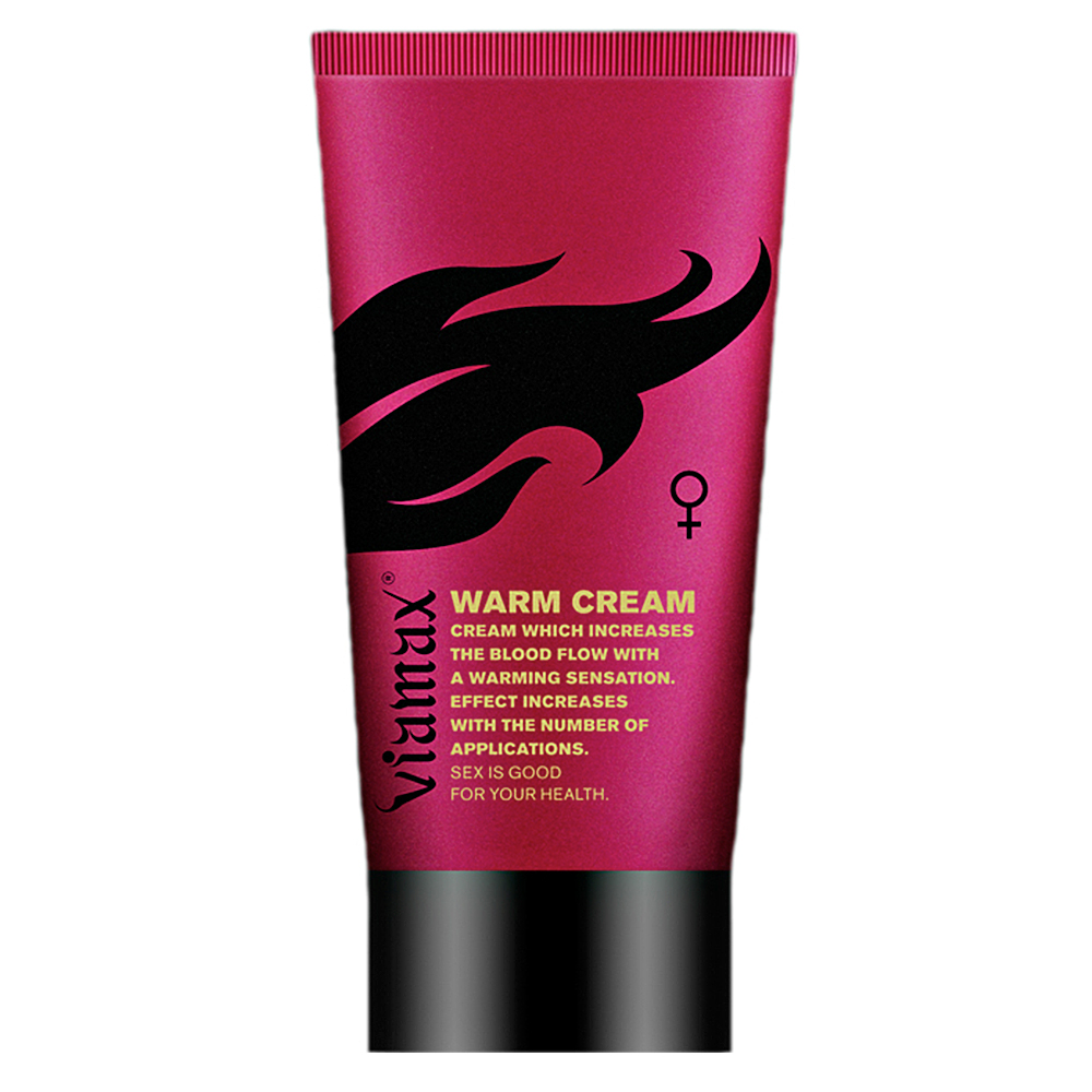 Warm Cream 50 ml