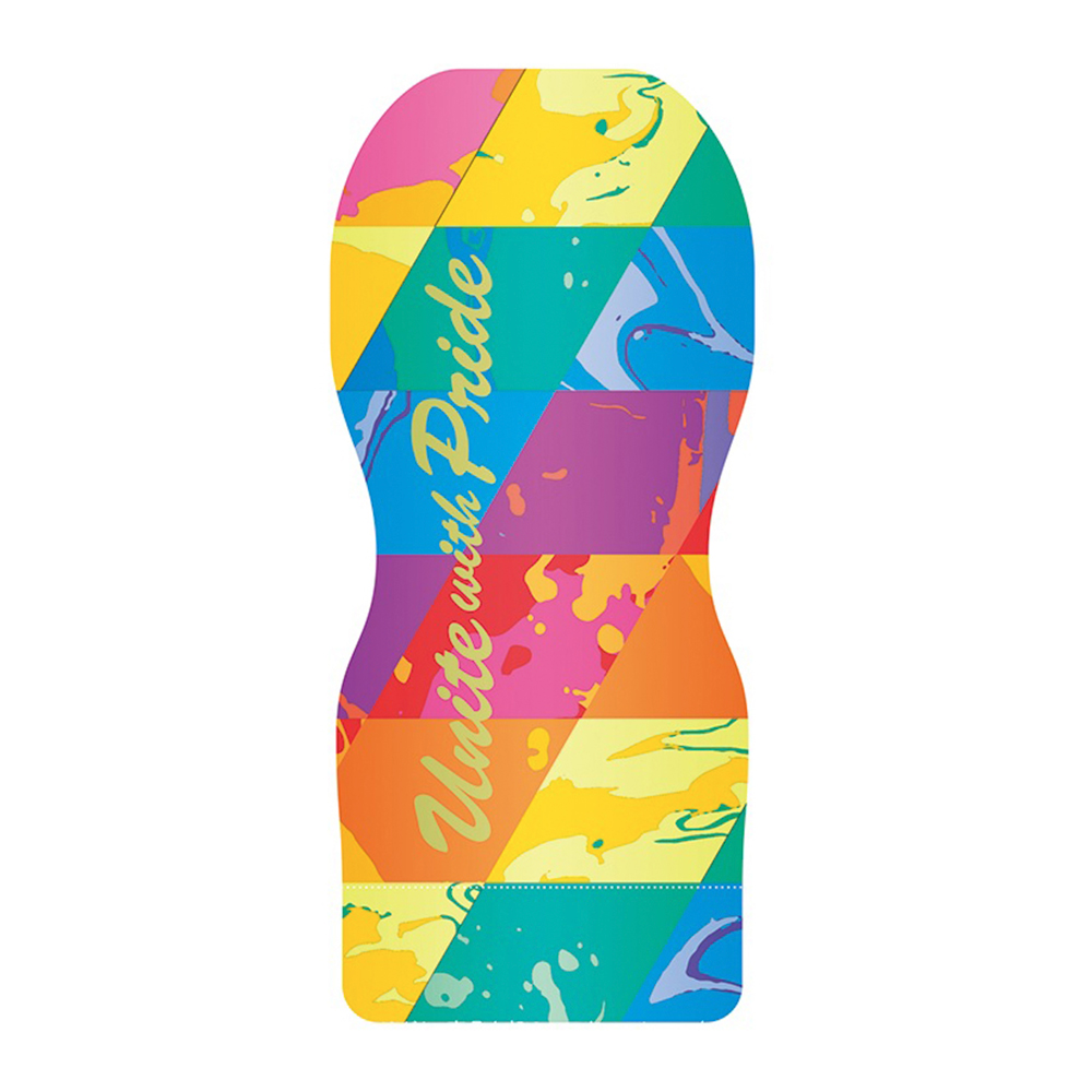 Tenga Original Vacuum Cup Rainbow Unite with Pride