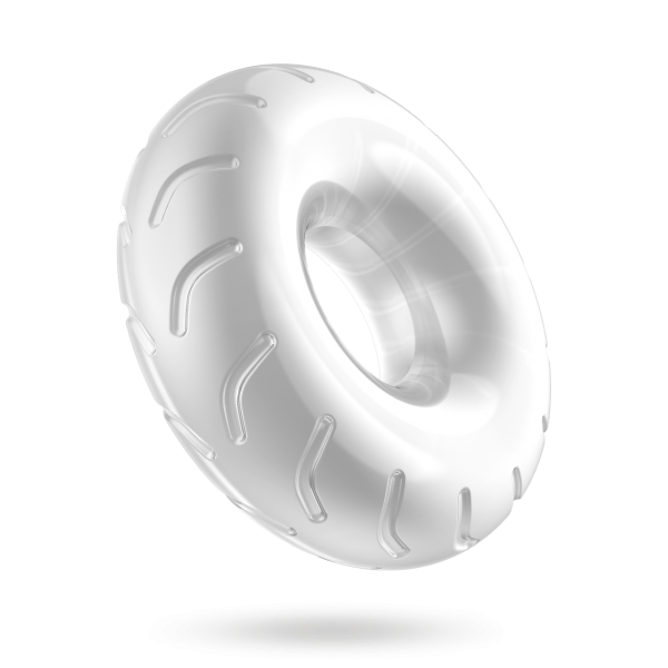 Thick Performance C-Ring Clear