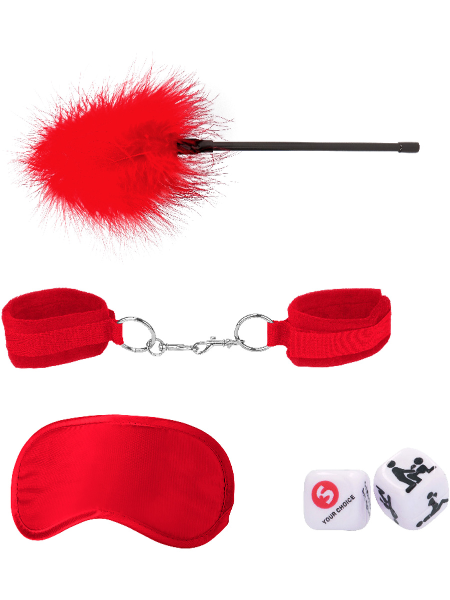 Ouch!: Introductory Bondage Kit #2
