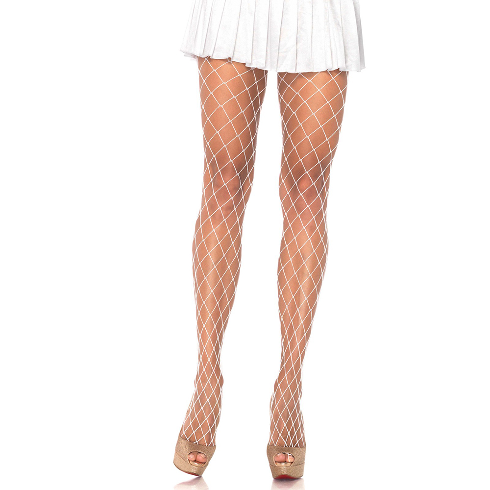 Spandex Diamond Net Pantyhose Vit