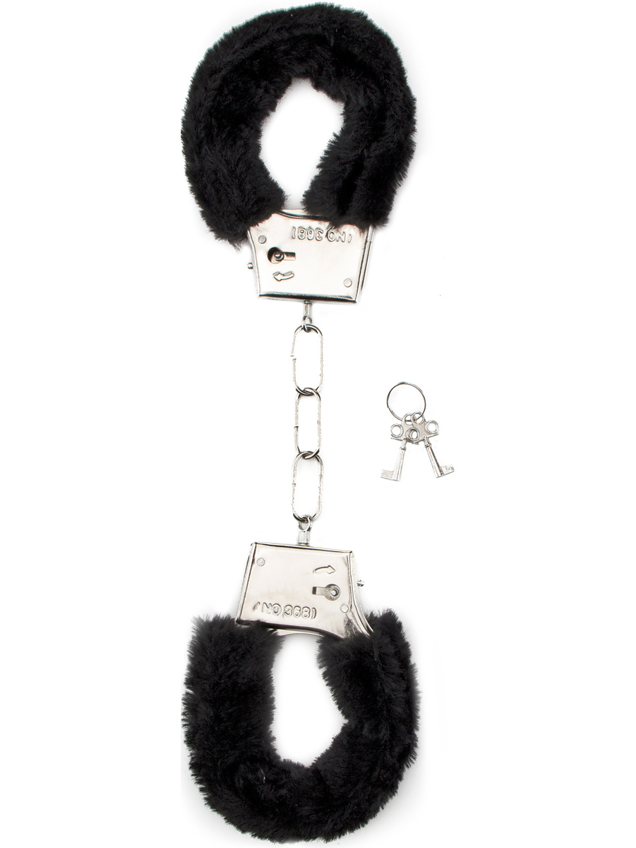 Shots Toys: Furry Handcuffs