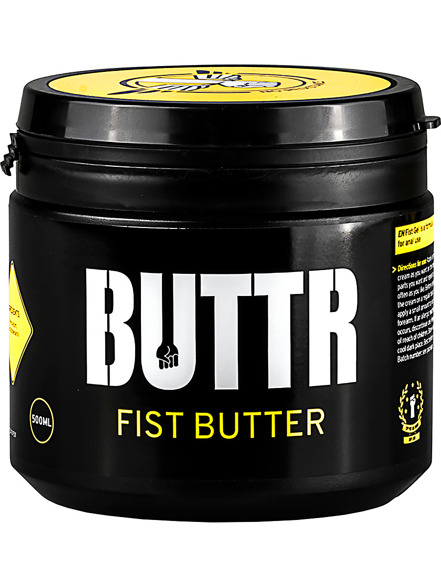 BUTTR - Fist Butter (500 ml)