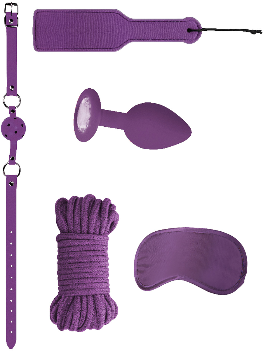Ouch!: Introductory Bondage Kit #5