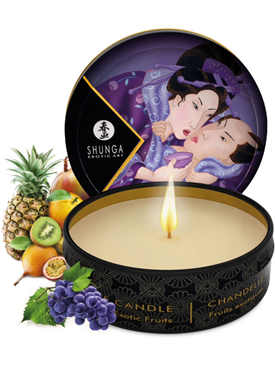 Shunga: Mini Massage Candle