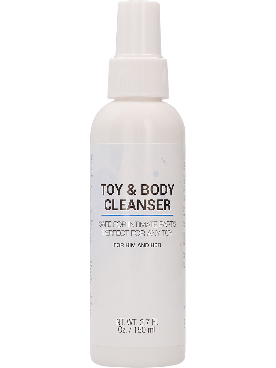 Pharmquests: Toy & Body Cleanser