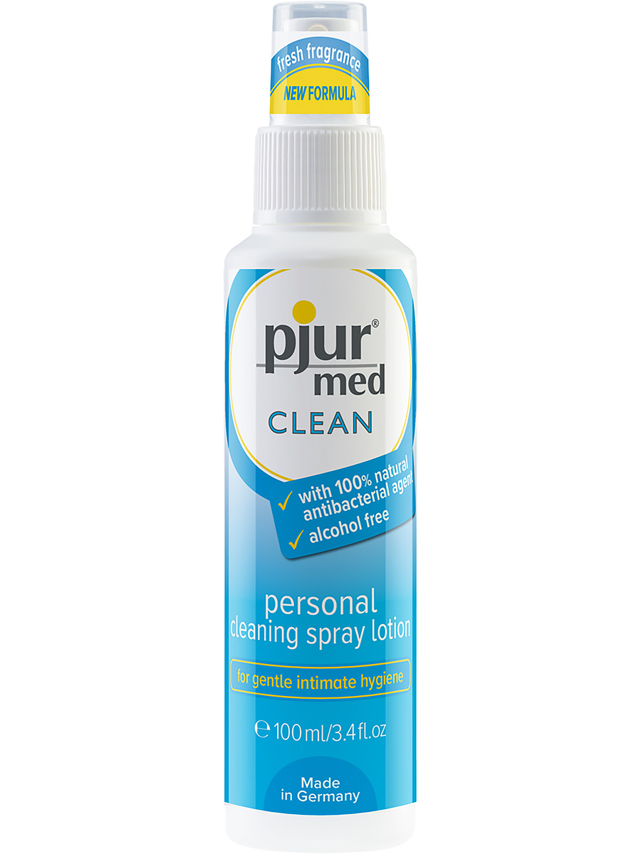 Pjur Clean: Cleaning Spray Lotion