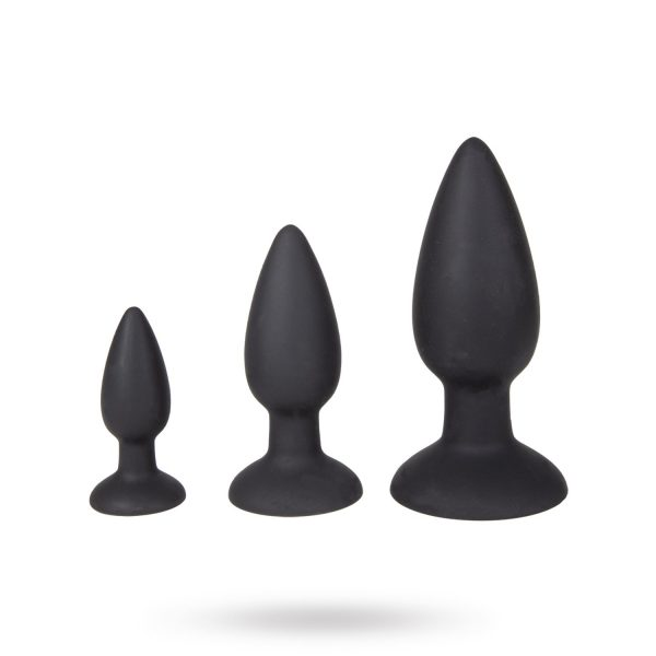 Silicone Buttplug Trainer Kit