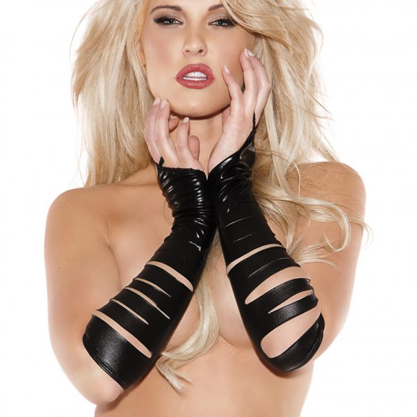 Allure Kitten: Wild Kitten Gloves