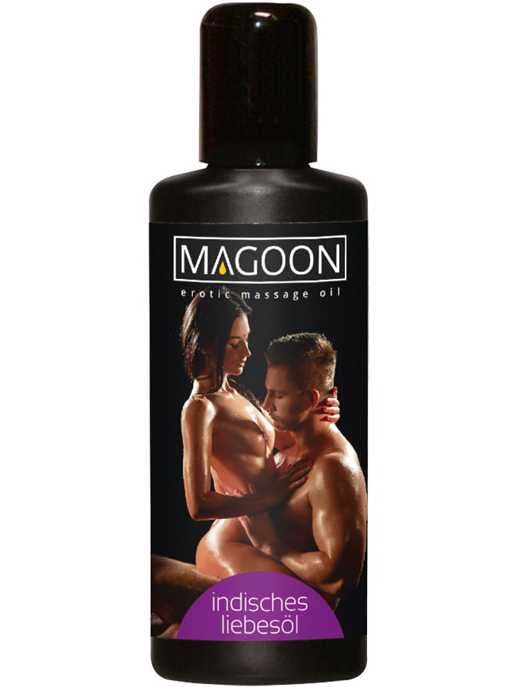 Magoon: Erotic Massage Oil